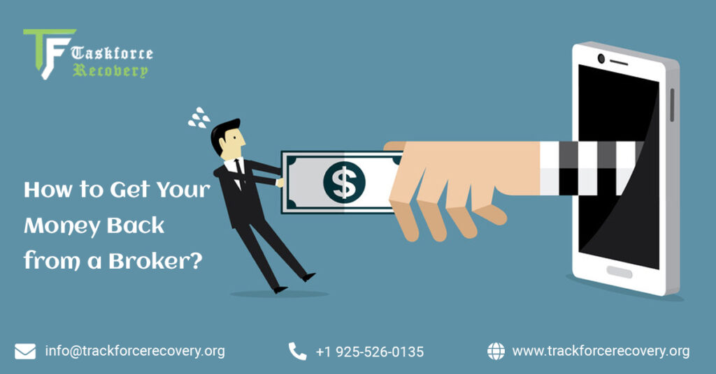 How to Get Your Money Back from a Broker
